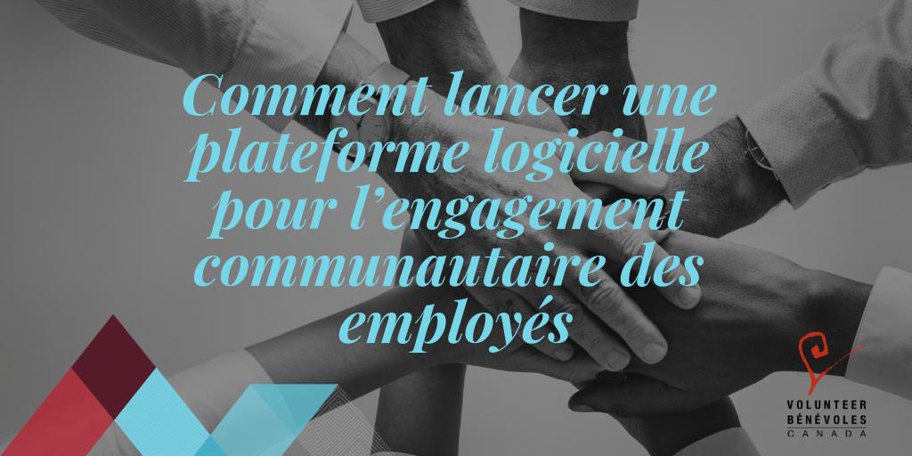 Comment lancer une plateforme logicielle pour l'engagement communautaire des employés