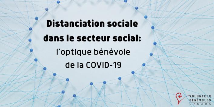 Distanciation sociale dans le secteur social